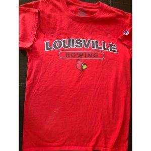 Louisville Rowing Champion Brand T-Shirt